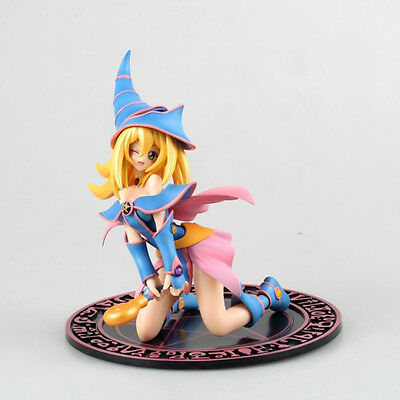 GüNstig Einkaufen Yu-gi-oh! Dark Magician Girl Mana Anime Manga Figuren Figure Figur Set H:18cm
