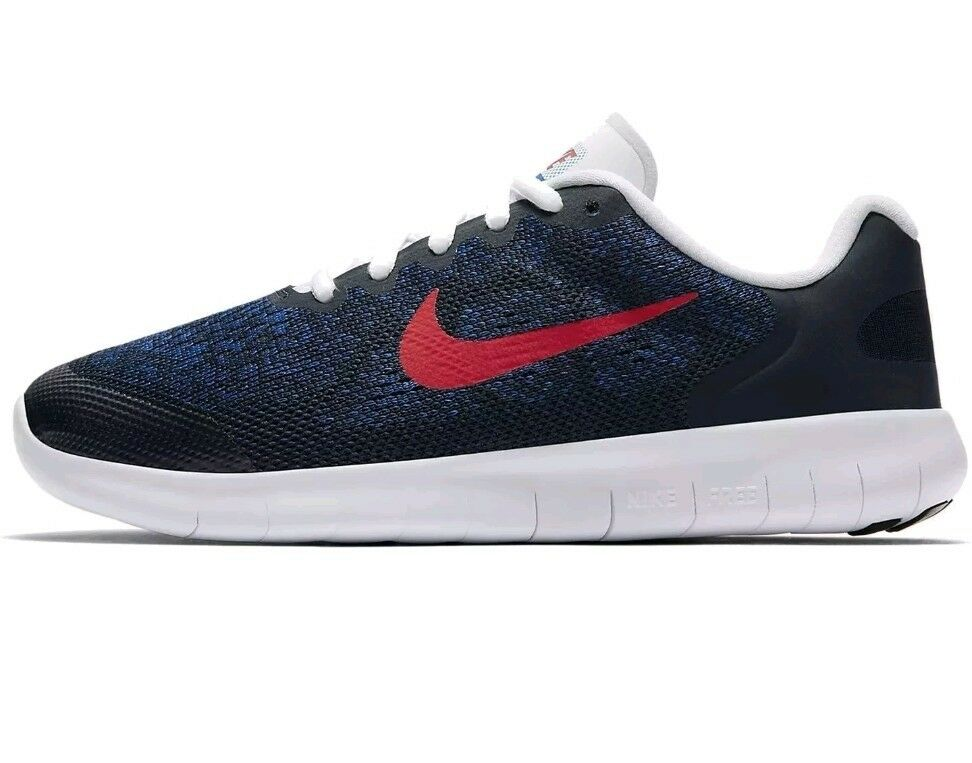 Nike Free Rn 2017 GS brand Größe 5 Uk TRAINERS brand GS new in box 3e7016