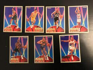 1993-94-Fleer-Rookie-Sensations-7-Card-Lot-No-Dups-Harold-Miner-Miami-Heat