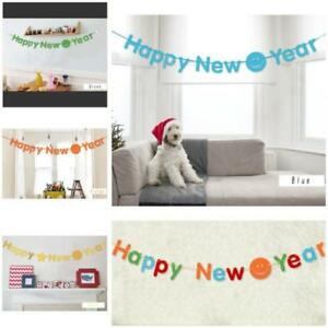 image is loading happy new year banner party decoration letters bunting