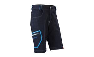 #cube Denim Shorts Taille Xl 11669 #-afficher Le Titre D'origine Renforcement De La Taille Et Des Nerfs