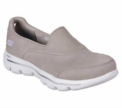 Skechers Women's Slip On Casual Shoes Go Walk Evolution Ultra Belief X 15739KHK | eBay