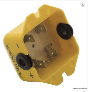APPARECCHIO  per strumenti nautica ecoscand gps strument 12V 5A OSCULATI 2945120