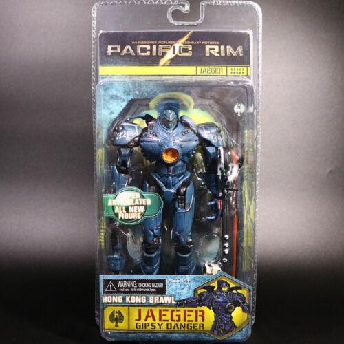 "NE Pacific Rim Robot Series 4  7/"" Hong Kong Brawl Gipsy Danger Action Figure"