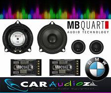 "MB Quart 2-wege 10cm 4"" komponente auto lautsprecher BMW 3-Serie E90 E91 E92 E93"