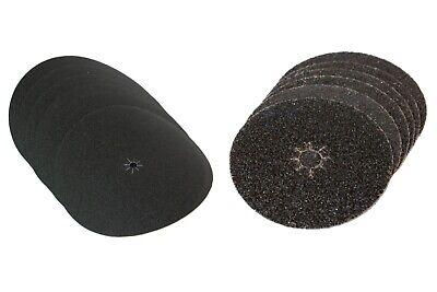 """Floor Sanding Edger Discs 7/""""x 7//8/"""" 16grit 25 per package"""