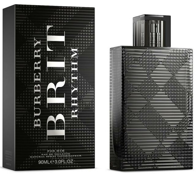 Burberry Brit Rhythm Cologne for Men 90ml EDT Spray