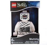 Lego Monster Fighters Mummy Digital Alarm Clock Glow In The Dark Last One Buy It