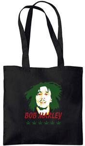 Bob Marley - Tote Bag (Jarod Art Design)
