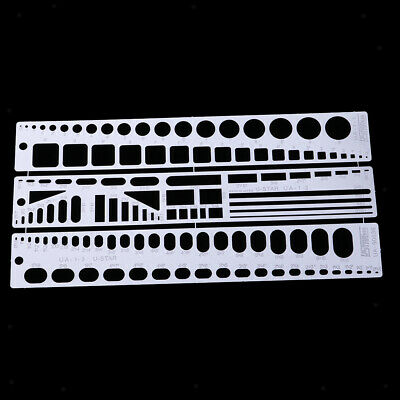 UA-90036 Engraved Forming Blocks Aircraft Etching Modeling Cutting Tools 1pc
