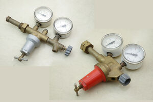 2x-GDR-Pressure-Reducer-Gas-Propane-Adjustable-Pressure-Regulator-Compressor