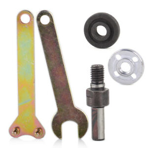 Metal-Grinder-100-Flange-Lock-Nut-And-Spanner-Wrench-For-Milwaukee-Makita