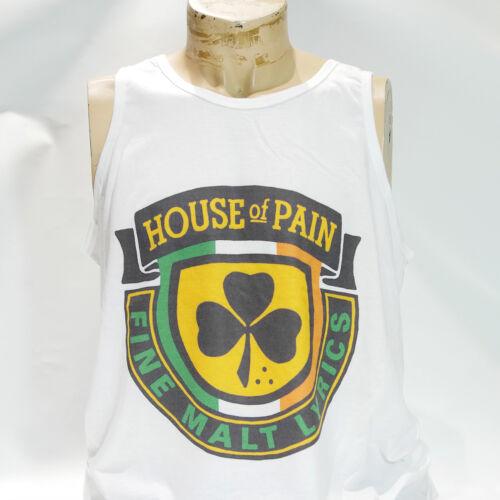 HOUSE OF PAIN HIP HOP T-SHIRT unisex irish clover VEST TOP beastie boys S-2XL