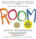 Room by Professor Emma Donoghue (CD-Audio, 2011)