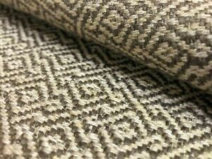 Schumacher Lessing Barley Beige Taupe Neutral Woven Tweed Upholstery Fabric Ebay