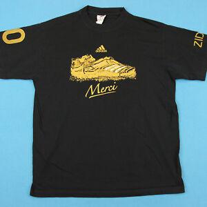zidane t shirt adidas