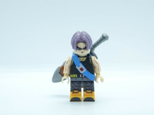 Lego Trunks Dragon Ball Z Trunks Mini Figure Character DBZ Fast Free shipping