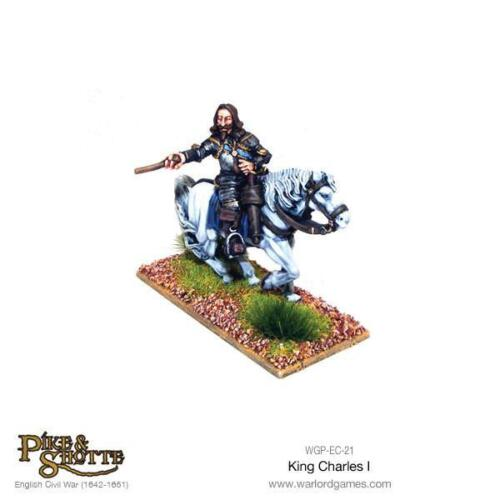 Warlord Games - Pike & Shotte - King Charles I - 28mm