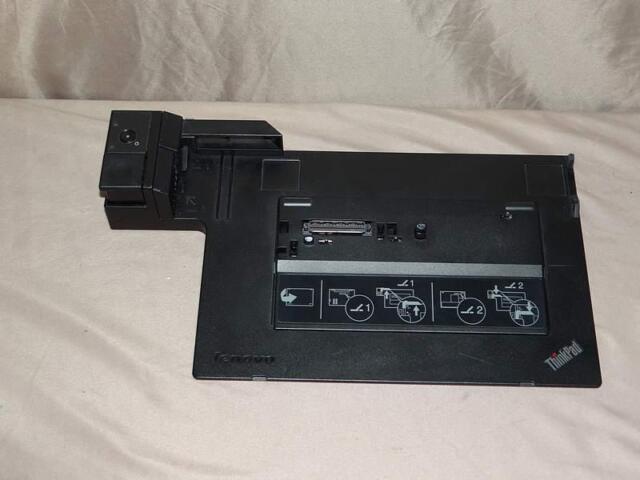 Lenovo Thinkpad Mini Dock Plus with USB 3.0  04Y2071  04Y2074  OC10039  04W3939