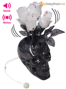 image is loading animated halloween decoration party prop gothic vase of