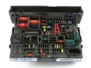 9119447-CENTRALINA-SCATOLA-FUSIBILI-RELE-BMW-SERIE-3-320D-E90-2-0-120KW-5P-D-6M