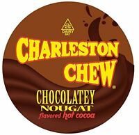 Charleston Chew Chocolate Hot Cocoa For Keurig K-cup Brewers, 40 Count, New, Fre on sale