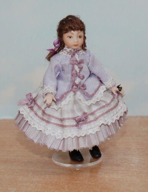Alice  hermosa de 4  Muñeca Artesanal Por Betty Richards