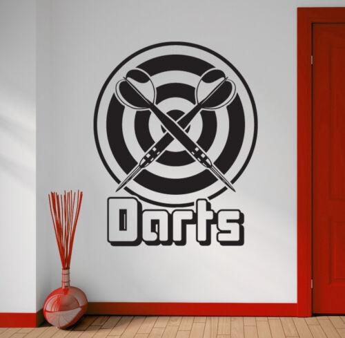 Murale Dart sport salon fête cave 180 DECO cible à fléchettes mural