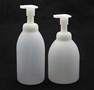 SOAP-FOAM-DISPENSER-20oz-TALL-SHORT-BPA-FREE-REFILLABLE-QUALITY-PUMP-FREE-SHIP