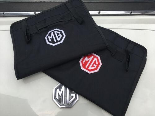 MG Tool Roll Black Badge