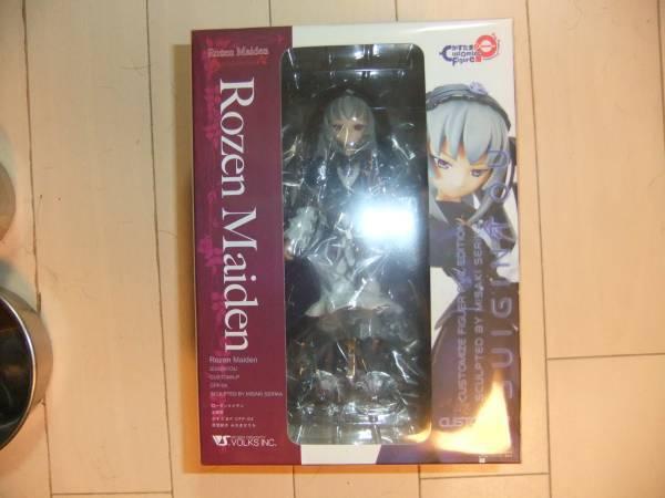 Hay más marcas de productos de alta calidad. Rozen Maiden Suigintou Figura Figura Figura De Acción De Pvc Personalizado-P CFD-04 VOLKS Japón Anime  calidad fantástica