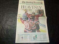 2000 Stanley Cup Finals Newspaper New Jersey Devils vs Dallas Stars