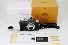 【Top Mint】 Voigtlander Bessa T 101Years Olive Green with Heliar 50mm f3.5 #067