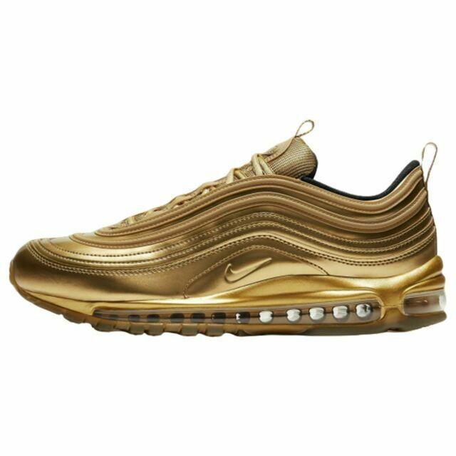 air max 97 ragazzo gold