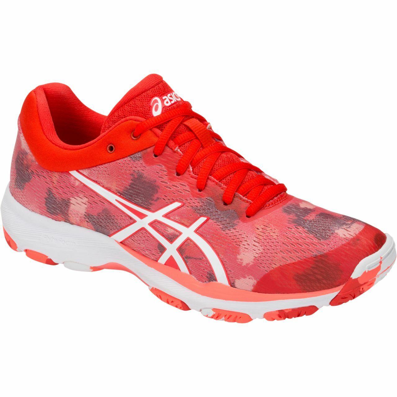 Brand New   Asics Gel Netburner Professional FF Womens Netball shoes (B) (614)