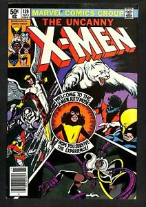 Uncanny-X-Men-139-VF-8-5-Kitty-Joins-X-Men-1st-Appearance-Heather-Hudson