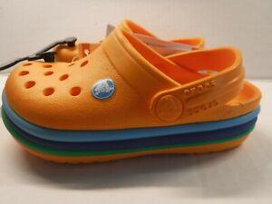Crocs Kids Size 7 New Shoes