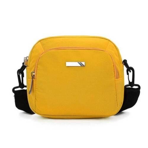 Women Ladies Cell Phone Purse Mini Crossbody Satchel Messenger Shoulder Bag  SO