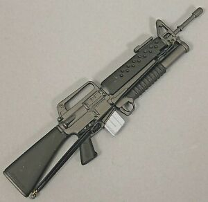 1-21ST-CENTURY-TOYS-M16-RIFLE-GRENADE-LAUNCHER-FOR-1-6TH-SCALE-OR-12-034-FIGURES