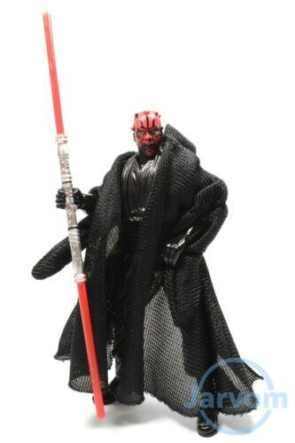 Star Wars 30th Anniversary Saga Legends Darth Maul Sith Lord Loose Complete