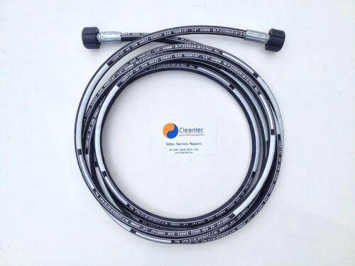Nuevo 10 Metros Kranzle Agua Caliente Therm lavadora a presión de reemplazo manguera diez 10 M M