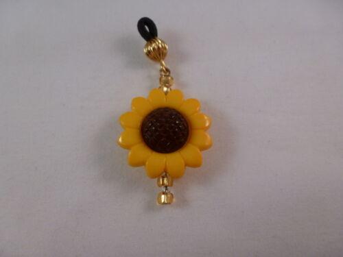 HAND made Frame Sways Eye glass Frame charm jewelry Sunflower  # ehh919131
