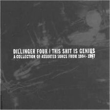 Dillinger Four This Shit Is Genius vinyl LP NEW sealed