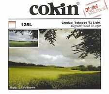 Cokin P125L Verlauffilter tabak 2 Gradual Tabak