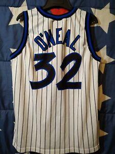 729311bb4 SIZE L Orlando Magic NBA Champion Basketball Shirt Jersey O Neal  32 ...