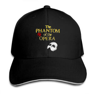 The-Phantom-Of-The-Opera-Logo-Snapback-Baseball-Hat-Adjustable-Cap