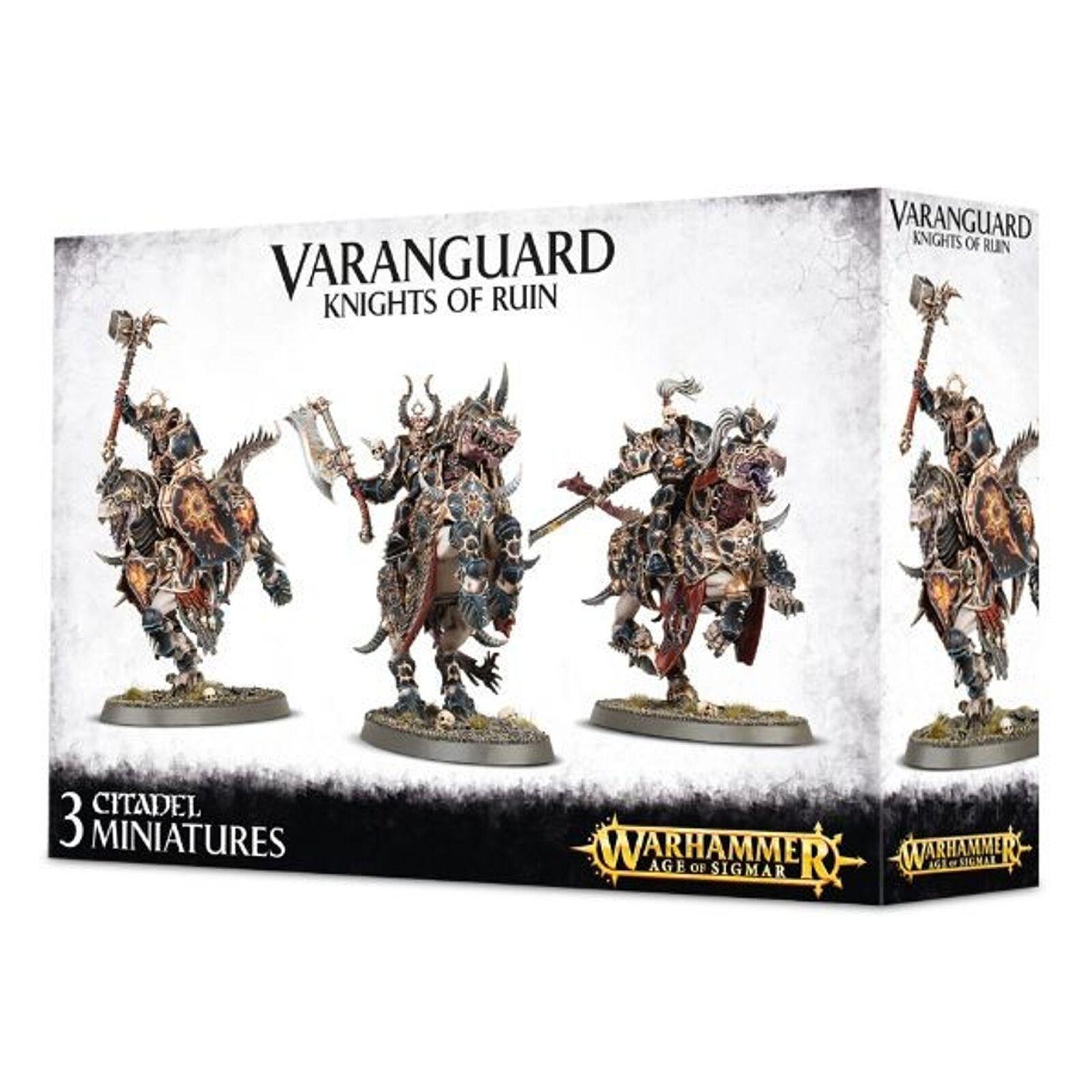 Archaon Everchosen Warhammer Age of Sigmar NIB Free Shipping