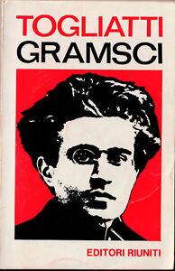 LIBRO-Togliatti-Gramsci-Editori-Riuniti-1972-ORIGINALE-ITALIANO