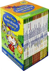 Reading-Ladder-My-First-Read-Along-Library-Collection-30-Books-Box-Set