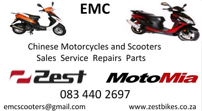 Chinese motorcycle parts in Western Cape | Gumtree